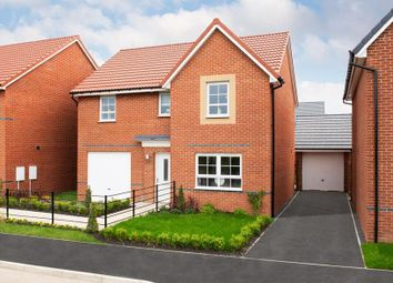 "Thumbnail 4 bed detached house for sale in ""Ripon"" at Station Road, Carlton, Goole"