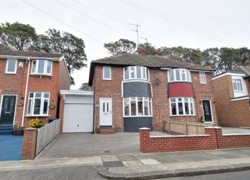 Thumbnail 2 bed semi-detached house for sale in Deepdene Road, Seaburn, Sunderland