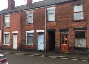 Thumbnail Terraced house for sale in Chester Street, Brampton, Chesterfield