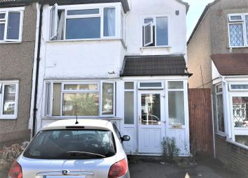 3 bed semi-detached house for sale in Galpins Road, Thornton Heath, South London CR7