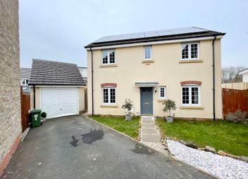 Thumbnail 4 bed detached house for sale in Lantern Close, Llanharan