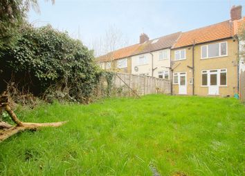 Thumbnail 3 bed terraced house to rent in Eastcote Avenue, Wembley