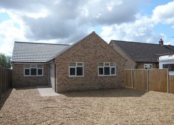Thumbnail 3 bedroom bungalow to rent in Feltwell Road, Southery, Downham Market