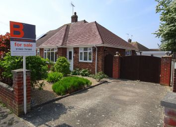 Thumbnail 2 bed semi-detached bungalow for sale in Plantation Way, Worthing