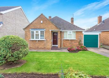 Thumbnail 2 bed detached bungalow for sale in Chestnut Grove, Etwall, Derby