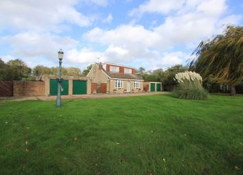 Thumbnail 2 bed detached house for sale in Peartree Lane, Bulphan, Upminster