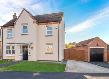Thumbnail 4 bed detached house for sale in Kinross Road, Sleaford, Lincolnshire