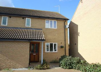 Thumbnail 2 bed semi-detached house for sale in Villers View, Ely-Littleport, Ely-Littleport