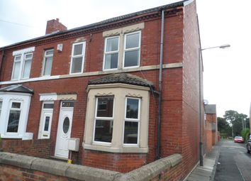 Thumbnail 3 bed terraced house for sale in Newbiggin Road, Ashington