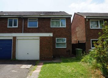 Thumbnail 3 bed end terrace house for sale in Crosslands, Stantonbury