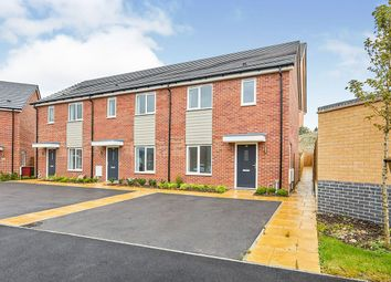Thumbnail 2 bed end terrace house for sale in Tupton Road, Clay Cross, Chesterfield, Derbyshire