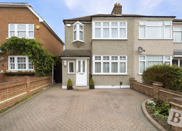Thumbnail 3 bed semi-detached house for sale in Mowbrays Road, Collier Row
