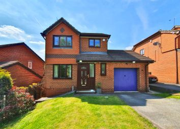 Thumbnail 3 bed detached house for sale in Moor Farm Avenue, Mosborough, Sheffield