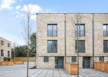Thumbnail 3 bedroom end terrace house for sale in Beatrice Place, Southfields, London