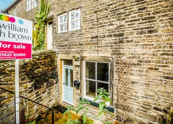 Thumbnail 4 bed terraced house for sale in Upper Field House Lane, Triangle, Sowerby Bridge