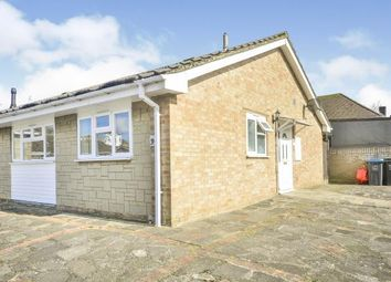 Thumbnail 2 bed bungalow for sale in Cranbourne Close, Ramsgate, Kent, .