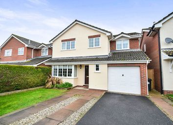 Thumbnail 4 bed detached house for sale in Stadium Drive, Kingskerswell, Newton Abbot