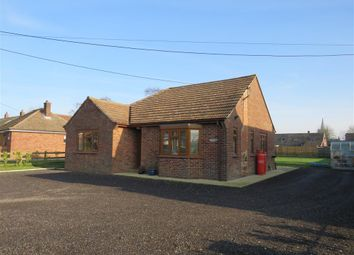 Thumbnail 3 bed bungalow to rent in Chequers Lane, Great Ellingham, Attleborough