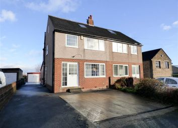 Thumbnail 4 bed semi-detached house for sale in Crosland Hill Road, Huddersfield