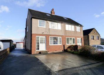 Thumbnail 4 bedroom semi-detached house for sale in Crosland Hill Road, Huddersfield