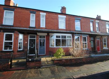 Thumbnail 2 bed terraced house for sale in Warburton Street, Stockton Heath, Warrington
