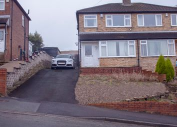 Thumbnail 3 bed semi-detached house for sale in Pasture Rise, Clayton, Bradford