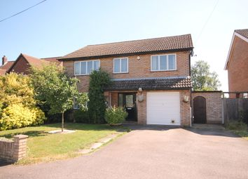 Thumbnail 5 bed detached house for sale in Hooked Lane, Wilstead