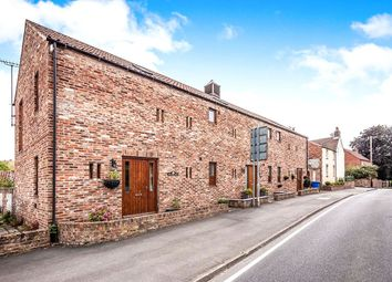 Thumbnail 3 bed terraced house for sale in Front Street, Langtoft, Driffield