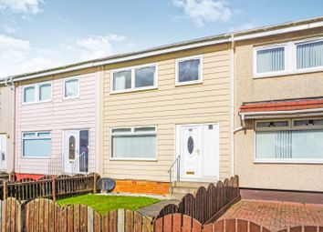 Thumbnail 3 bed terraced house for sale in Ellisland Wynd, Motherwell