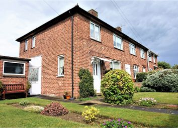 Thumbnail 3 bed end terrace house for sale in Edge Avenue, Scartho