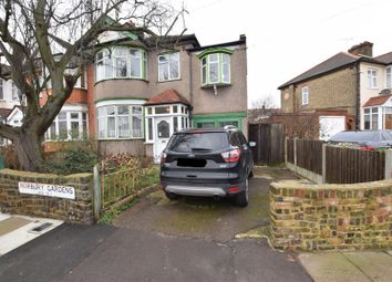 Thumbnail 4 bed end terrace house for sale in Norbury Gardens, Chadwell Heath, Romford