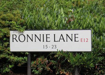 Thumbnail 2 bed flat for sale in Ronnie Lane, London