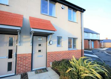 Thumbnail 3 bed town house for sale in 3 Water Lily Drive, Darlington