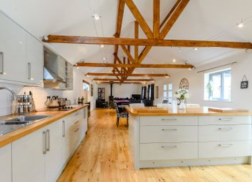 Thumbnail 5 bed property for sale in Hall Lane, Crostwick, Norwich