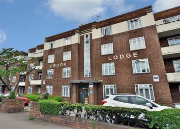 Thumbnail 4 bedroom flat for sale in Brook Lodge, Golders Green