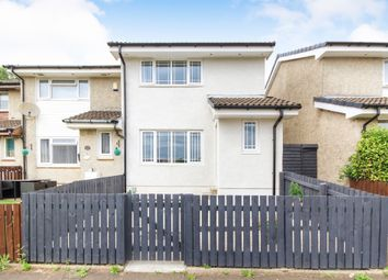 Thumbnail 2 bedroom end terrace house for sale in Holmhills Place, Cambuslang, Glasgow