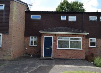 Thumbnail 2 bed terraced house for sale in Allinson Close, Goodwood, Leicester