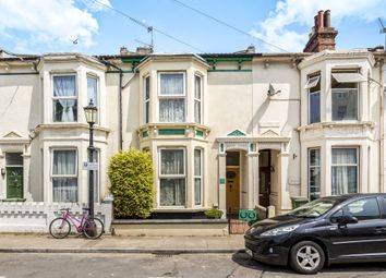Thumbnail 4 bed terraced house for sale in Clarence Road, Southsea