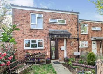 Thumbnail 3 bed end terrace house for sale in Buckminster Place, Peterborough