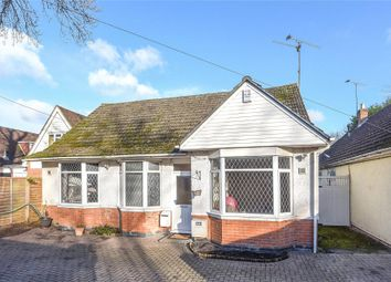 Thumbnail 3 bed detached bungalow for sale in Reading Road, Winnersh, Wokingham, Berkshire