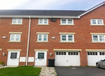 Thumbnail 4 bed property to rent in Snowberry Crescent, Saxon Park, Warrington