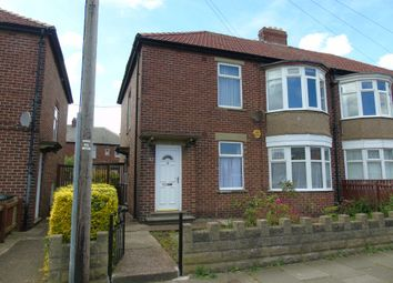 Thumbnail 2 bedroom flat for sale in Balkwell Avenue, North Shields