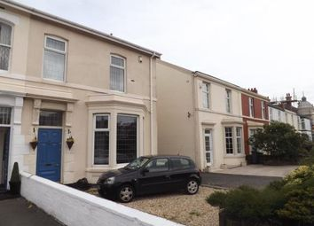Thumbnail 4 bed semi-detached house for sale in Lytham Road, Blackpool, Lancashire, .