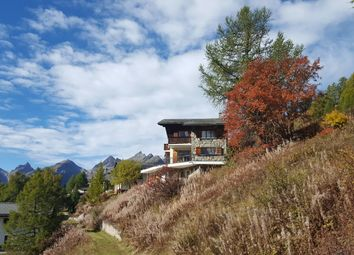 Thumbnail 5 bed chalet for sale in Chalet Shanida - Fieschbiel / Lauchernalp, Valais, Switzerland