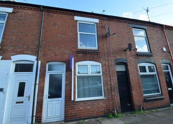 Thumbnail 2 bed terraced house for sale in Lothair Road, Aylestone, Leicester