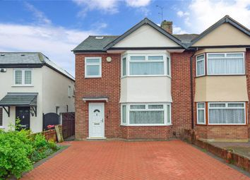 Thumbnail 4 bed semi-detached house for sale in Hemnall Street, Epping, Essex