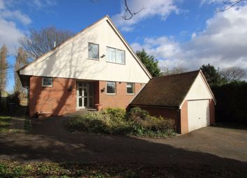 Thumbnail 2 bed detached bungalow for sale in Hinton Road, Hereford, Hereford