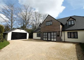 Thumbnail 5 bed detached house for sale in Beechnut Lane, Solihull