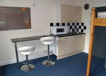 Thumbnail Studio to rent in Gregory Boulevard, Nottingham