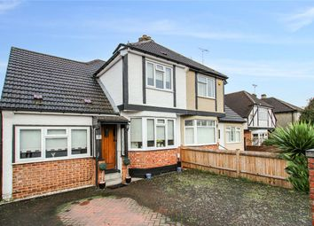 Thumbnail 4 bed semi-detached house for sale in Friar Road, Poverest, Kent